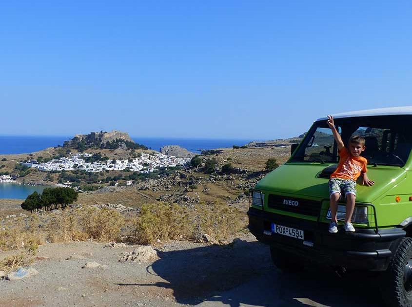 Lindos Adventure - de perfecte excursie voor een 1 daags bezoek